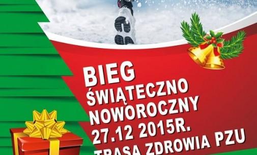 Świąteczny bieg w Kobyłce