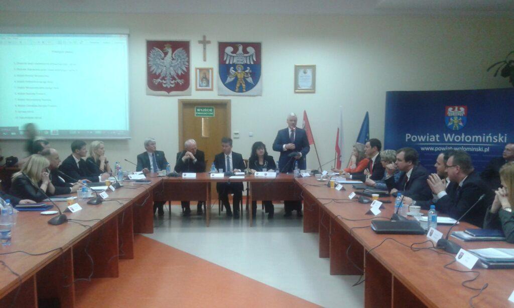 Rada Powiatu Wolomińskiego