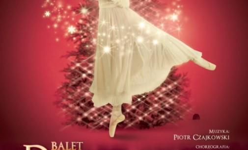 """Balet """"Dziadek do orzechów"""" w Wołominie"""