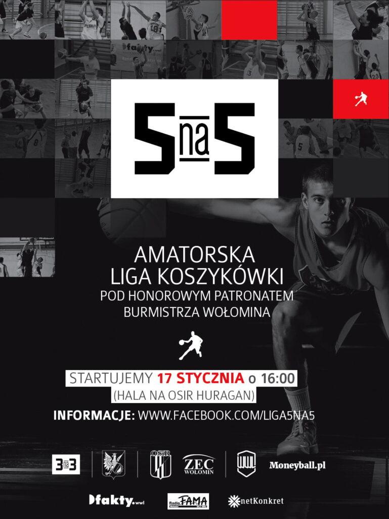 Plakat Liga 5x5
