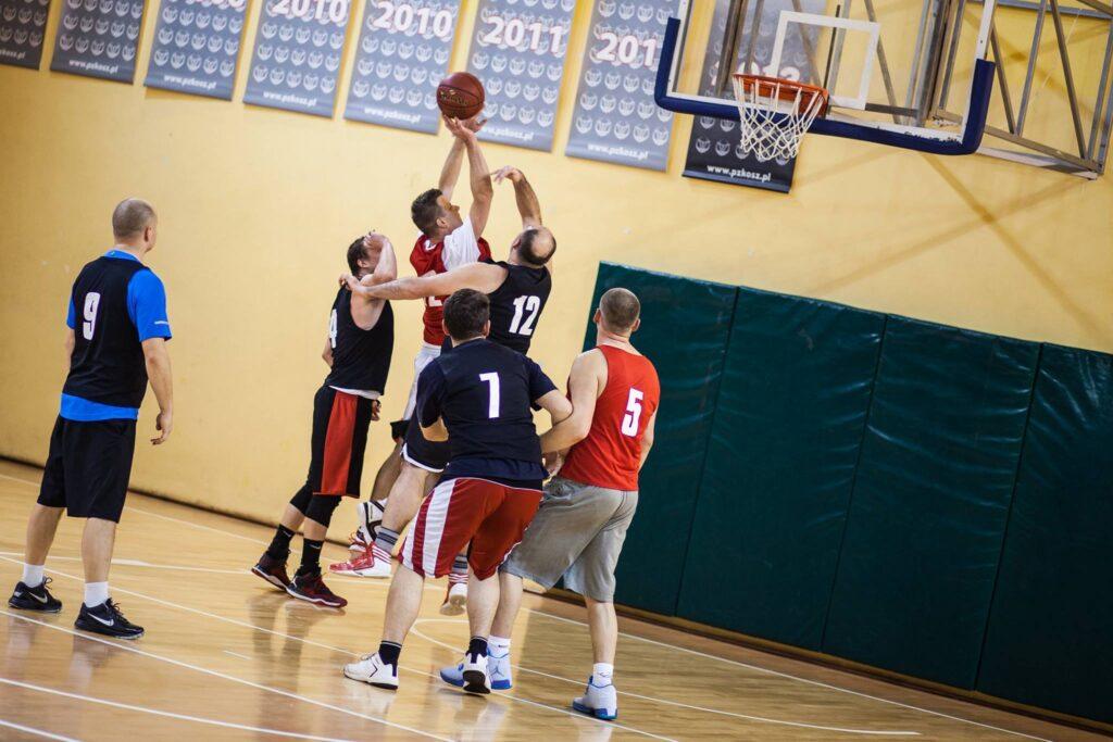 Szklarwa vs Marecki Basket