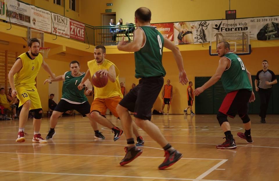 Stuff Skokowy vs Marecki Basket