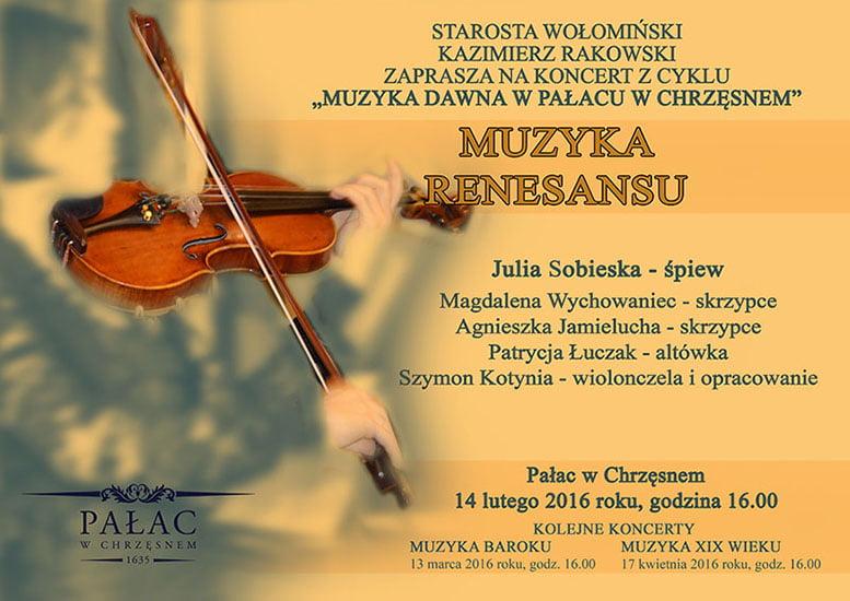 plakat_Muzyka Renesansu