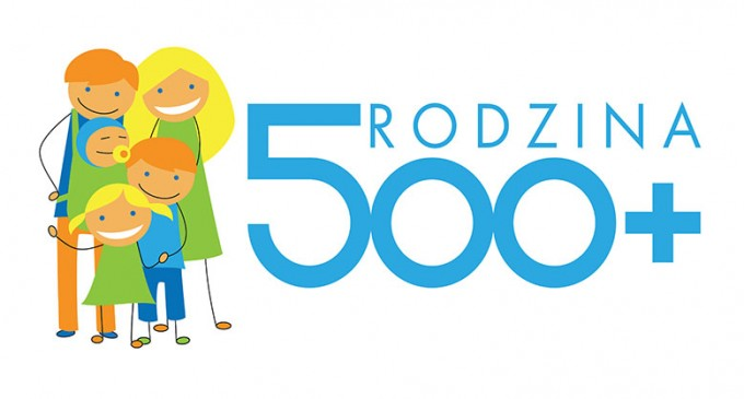 500+ w Wołominie
