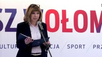 Burmistrz Elżbieta Radwan zgłosiła RiPOK do prokuratury