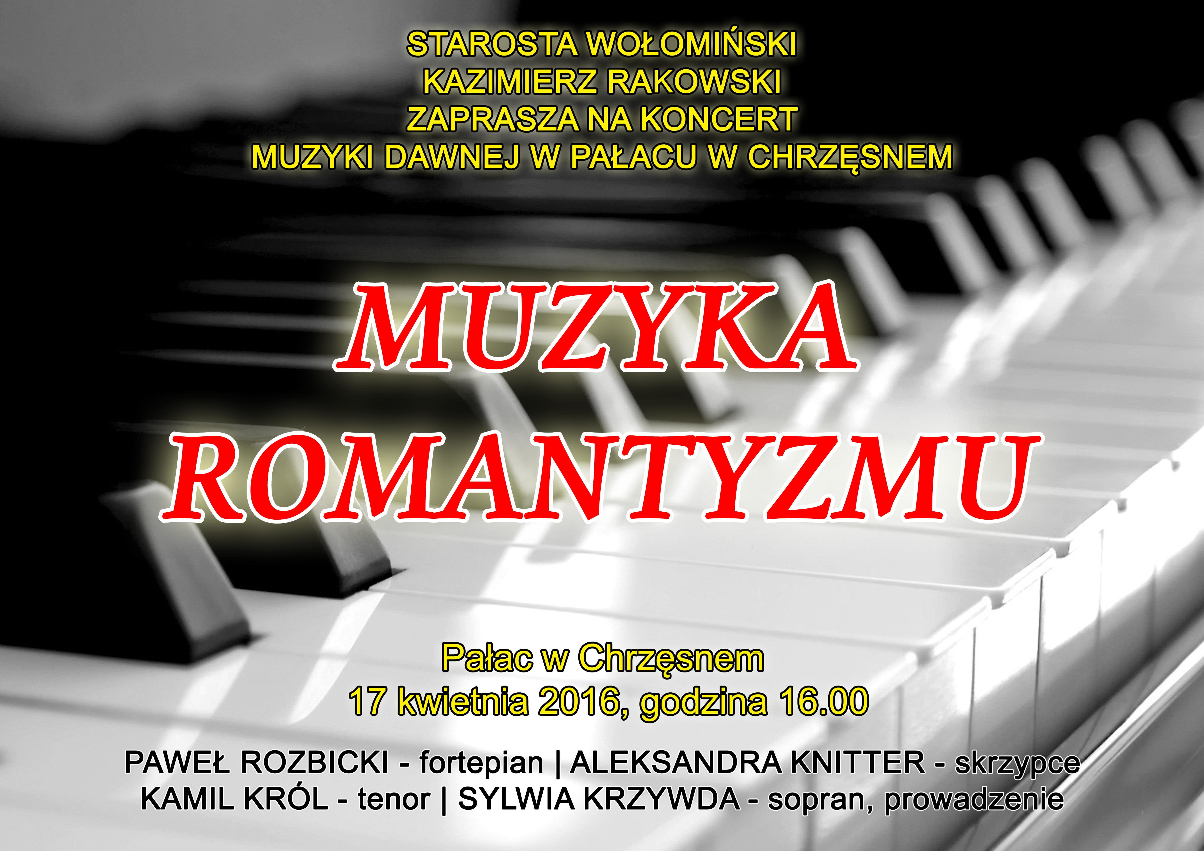 Muzyka Romantyzmu