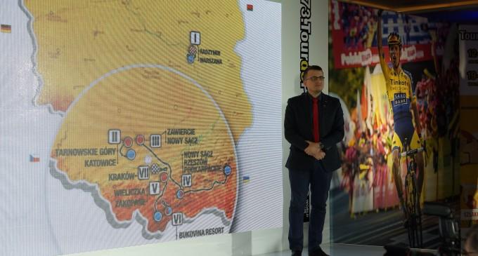 Radzymin miastem startowym 73. Tour de Pologne