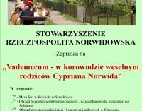 """""""Vademecum – w korowodzie weselnym rodziców Cypriana Norwida"""""""