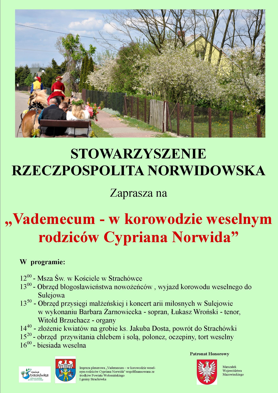 Plakat Vademecum 2016