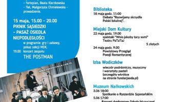 Wołomińskie menu kulturalne