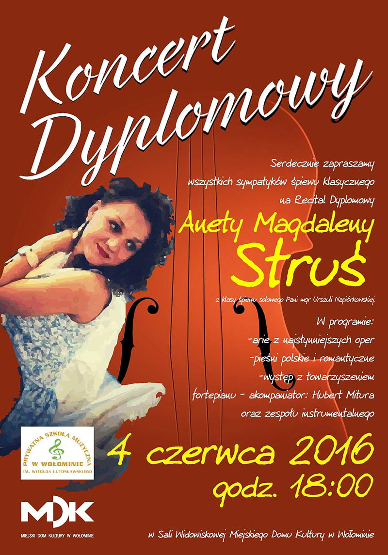 koncert_dyplomowy_plakat