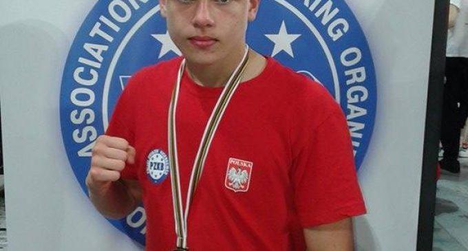 Medalowy weekend zawodników Wichru Kobyłka
