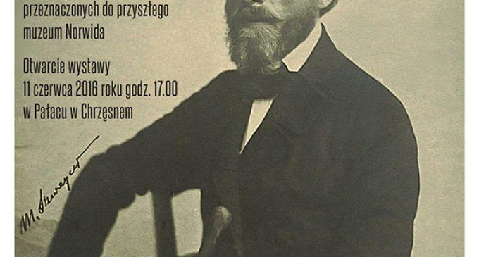 """Otwarcie wystawy pt. """"Czas na Norwida"""""""