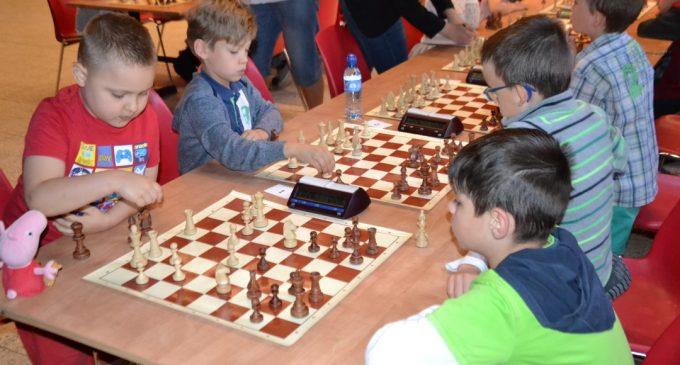 Turniej szachowy w Wołominie – relacja