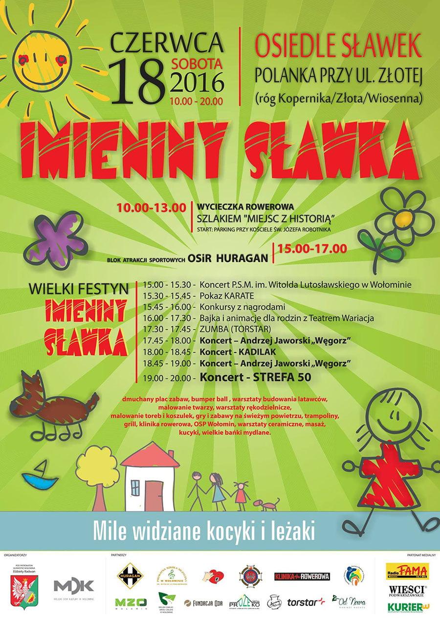 imieniny-slawka
