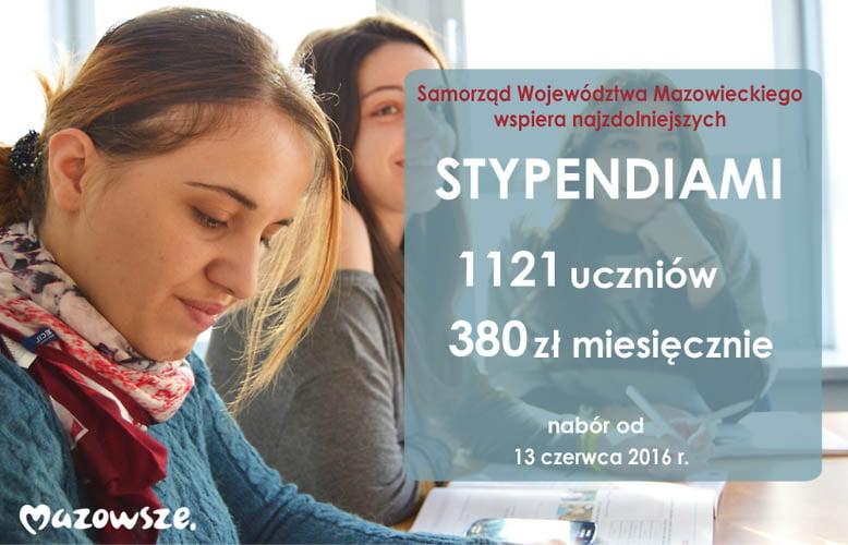 stypendia-mazowsze-2016