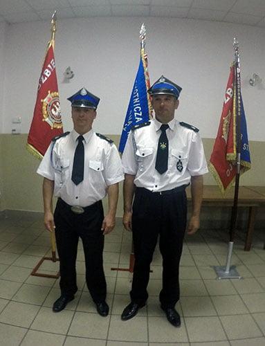 VII Zjazd Oddziału Gminnego ZOSP RP w Strachówce