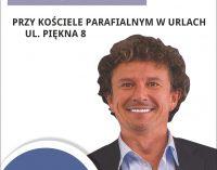 Jacek Wójcicki Recital w Urlach