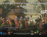 Kurs tańców historycznych i narodowych