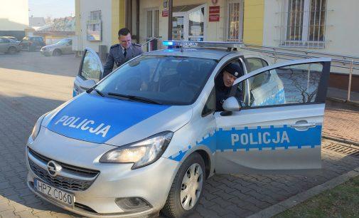 Radiowóz dla Policji w Radzyminie i Dąbrówce