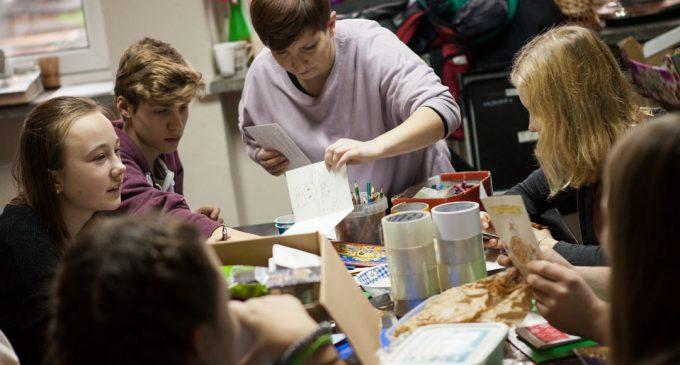Bożonarodzeniowa zbiórka paczek żywnościowych dla kombatantów z kresów wschodnich