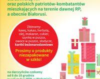 Zbieramy paczki dla Polaków na Białorusi