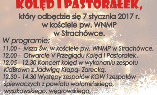 V Mazowiecki Przegląd Kolęd i Pastorałek w Strachówce