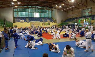 Judocy trenowali w Elblągu z Mistrzem Olimpijskim!
