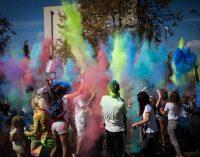 Eksplozja kolorów w Wołominie