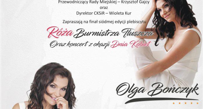 Róża Burmistrza Tłuszcza 2017
