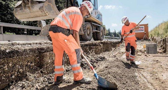 STRABAG przebuduje ulicę Majową w Dybowie Kolonii