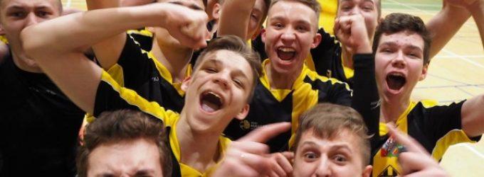 Można? Można! Zespół młodzików Huraganu w Półfinałach Mistrzostw Polski