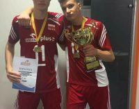 Bartek Firszt z Wołominia powołany do kadry Polski U19 w siatkówce