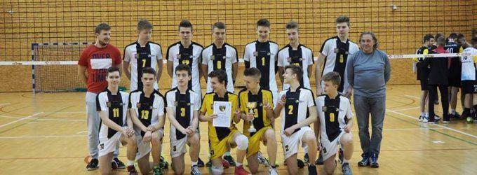 Młodzi siatkarze z Wołomina w Finale Mistrzostw Polski