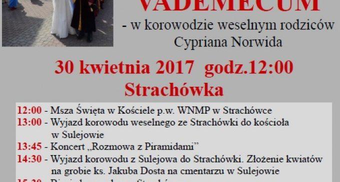 W korowodzie weselnym rodziców C.K. Norwida 2017