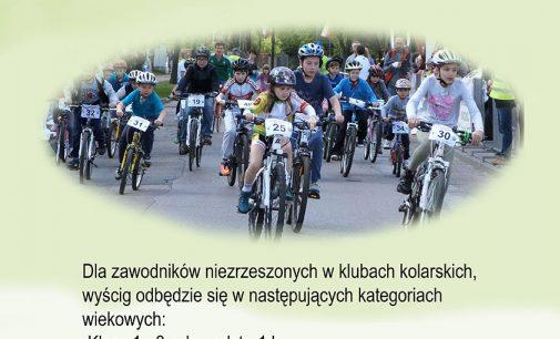 Radzymin. Wyścig kolarski dla dzieci nie trenujących w klubach