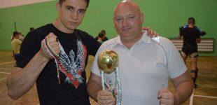 Kamil Ruta z Pucharem Świata