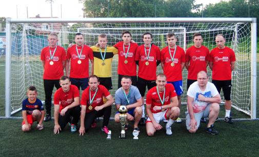 DAR-MAR zwycięzcą pierwszej edycji Pucharu Ligi zielonkowskich ósemek!