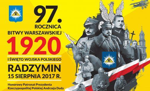 15 sierpnia 2017 w Radzyminie