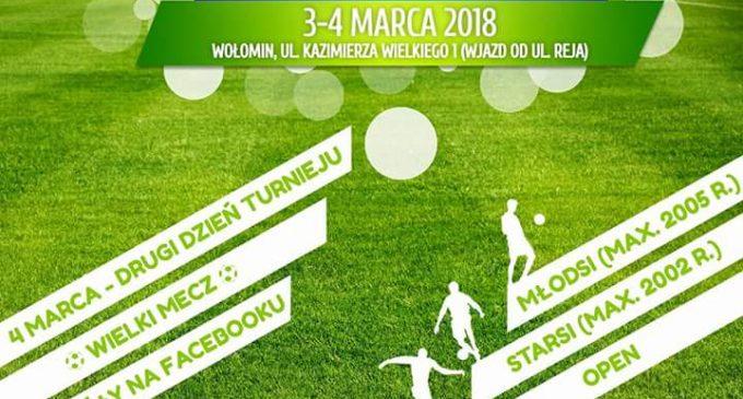 Kolejny Diecezjalny Turniej Piłki Nożnej na początku marca w Wołominie!