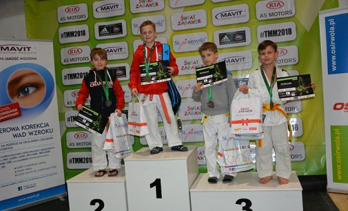 Medale na Turnieju Małego Mistrza!