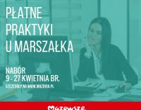 Praktykuj u Marszałka