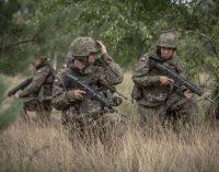 Z Zielonki i Ząbek do Wojsk Obrony Terytorialnej