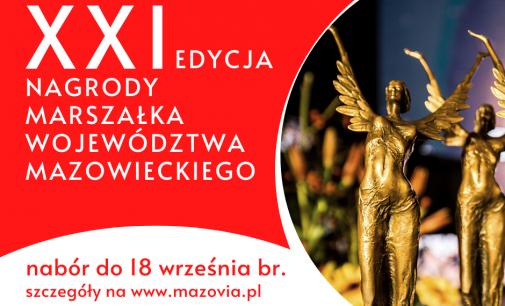 Nagroda Marszałka Województwa Mazowieckiego